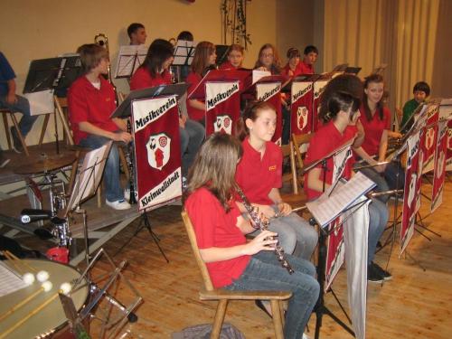 Frühjahrskonzert Jugendkapelle