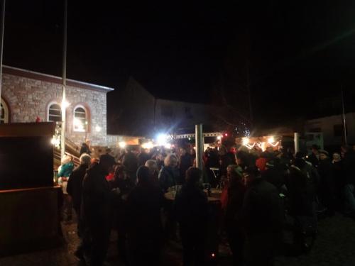 Weihnachtsfeier Dornau 21.12.2013 (10)