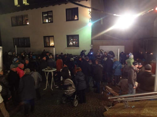 Weihnachtsfeier Dornau 21.12.2013 (11)