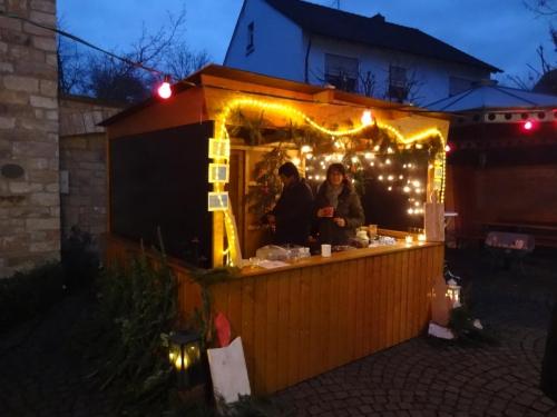 Weihnachtsmarkt Dornau 20.12.2014 (1)