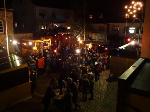 Weihnachtsmarkt Dornau 20.12.2014 (13)