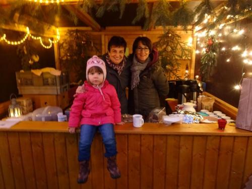 Weihnachtsmarkt Dornau 20.12.2014 (2)