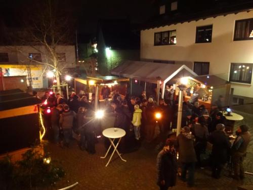 Weihnachtsmarkt Dornau 20.12.2014 (22)