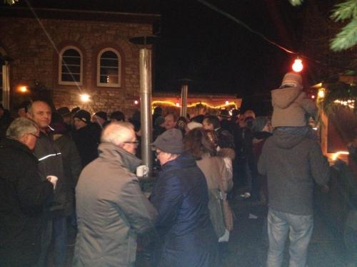 Weihnachtsmarkt Dornau 20.12.2014 (23)