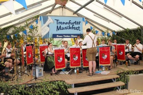 Musikfest Trennfurt 2018