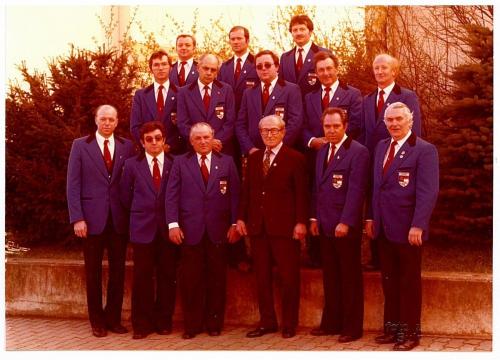 1980 - Ehrenmitglieder etc.