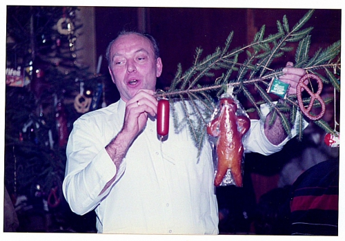 1982 - Christbaumverlosung - Hermann