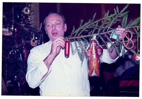 1982 - Christbaumverlosung - Hermann