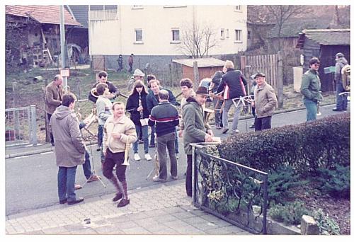 1982 - Neujahranspielen