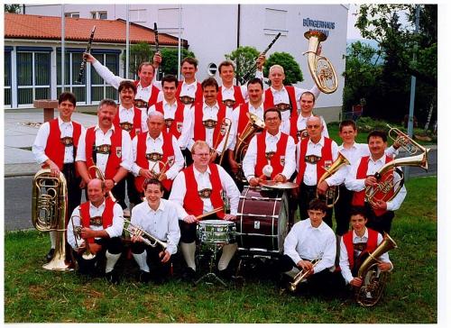 1999 - aktive Blaskapelle