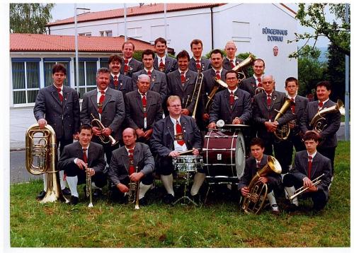 1999 - aktive Blaskapelle (1)