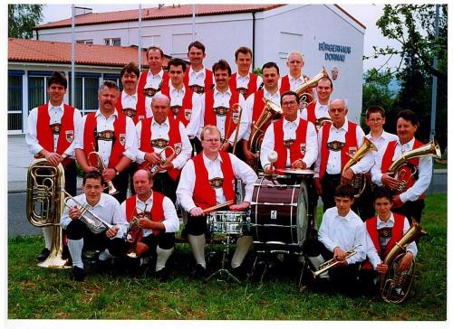 1999 - aktive Blaskapelle (2)